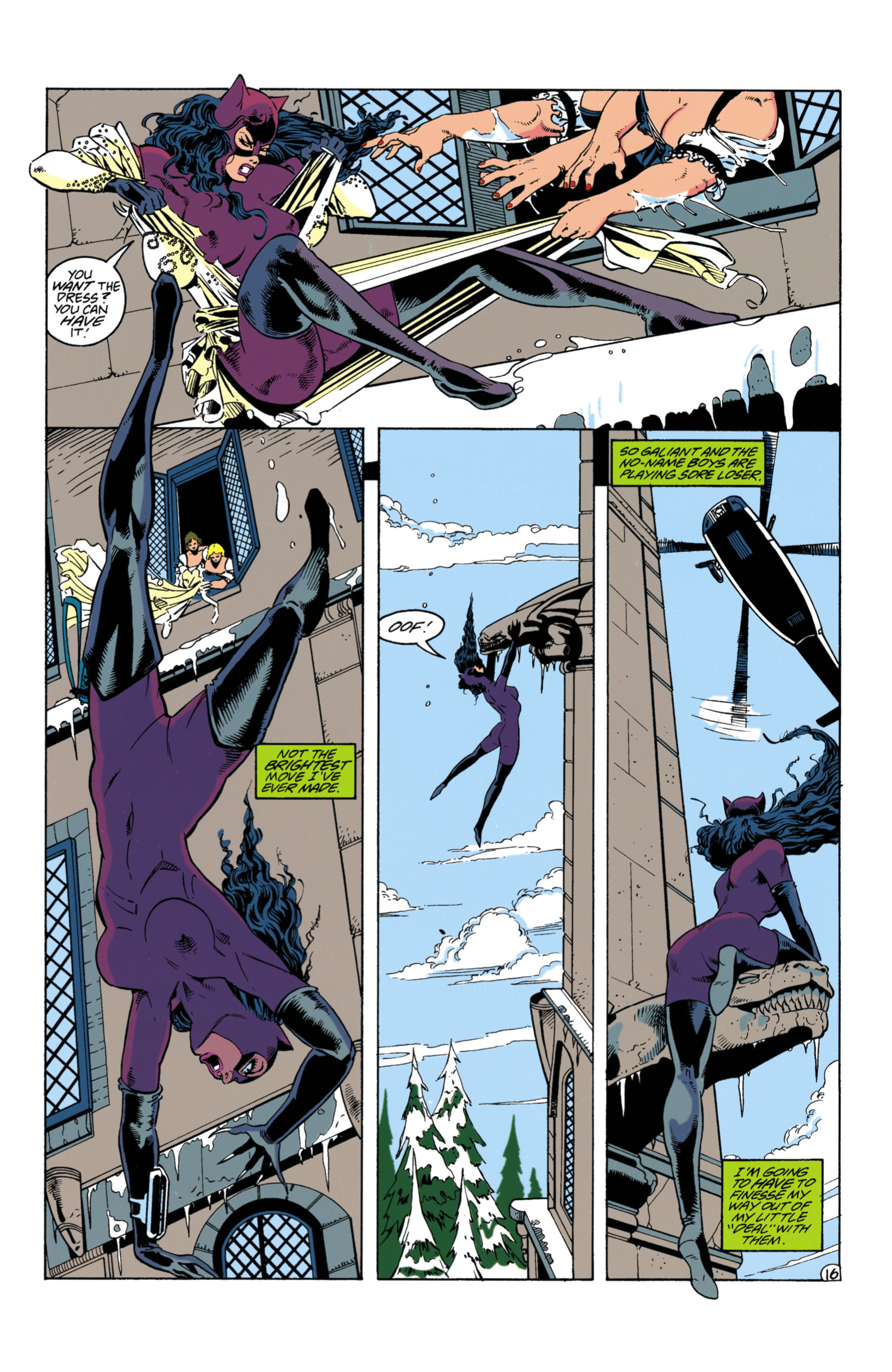 Catwoman (1993) Issue #18 #23 - English 17