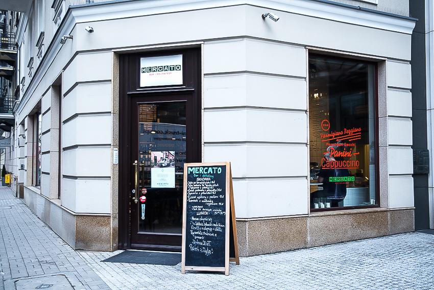 Picante Jalapenoblogspotcom Restauracja Mercato W