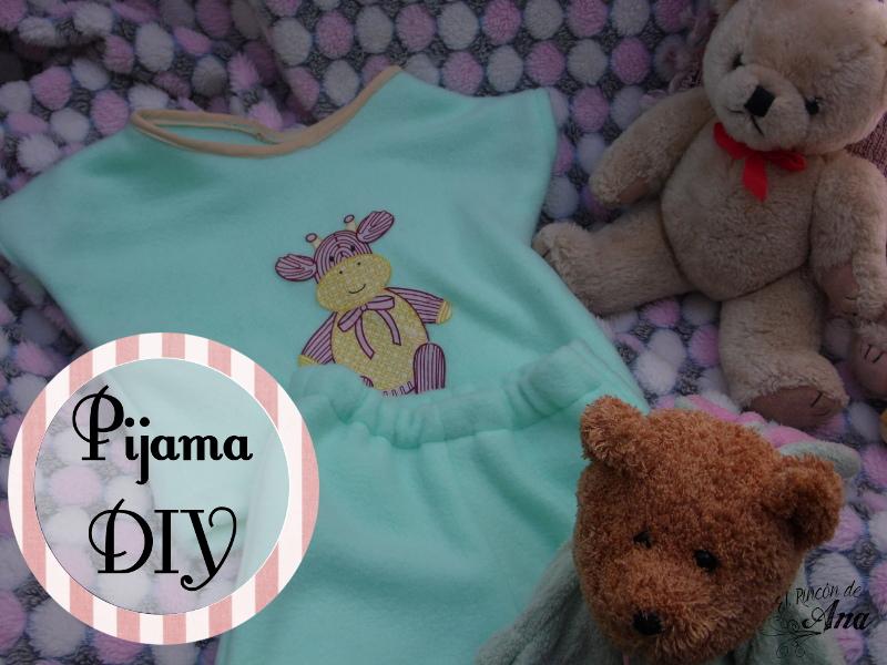 Cómo hacer un pijama