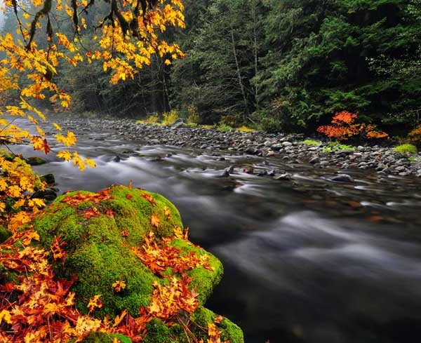 Waterscapes: Beautiful River - Stock Photo I2674171 at ... |Beautiful River Photography