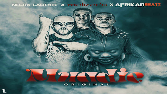 Patricia Faria, Dj Malvado & Afrikan Beatz - Muadie ( Afro Beat )(Original) 2017 Download