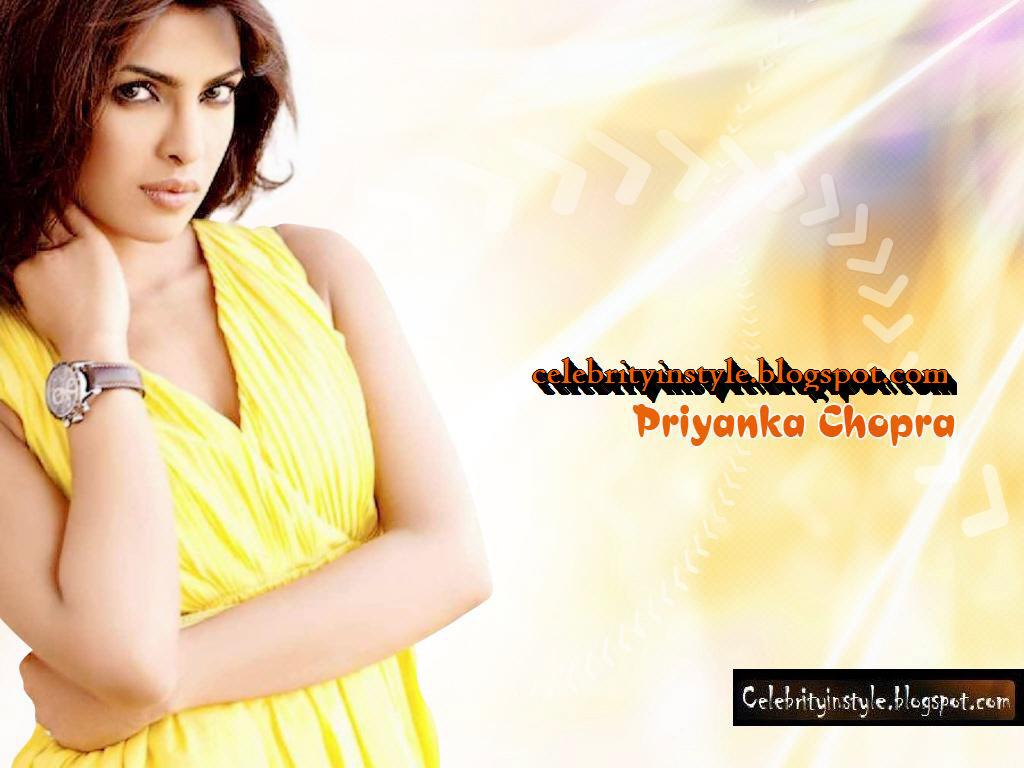Priyanka In Hot: Priyanka Chopra Biography