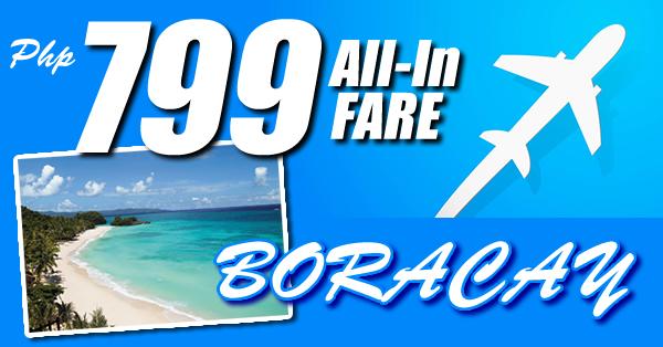 Boracay Promo Fare 2018