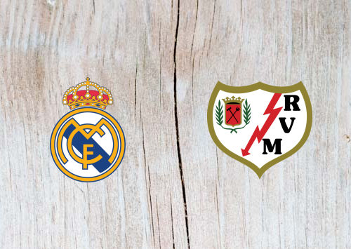 Real Madrid vs Rayo Vallecano Full Match & Highlights 15 December 2018