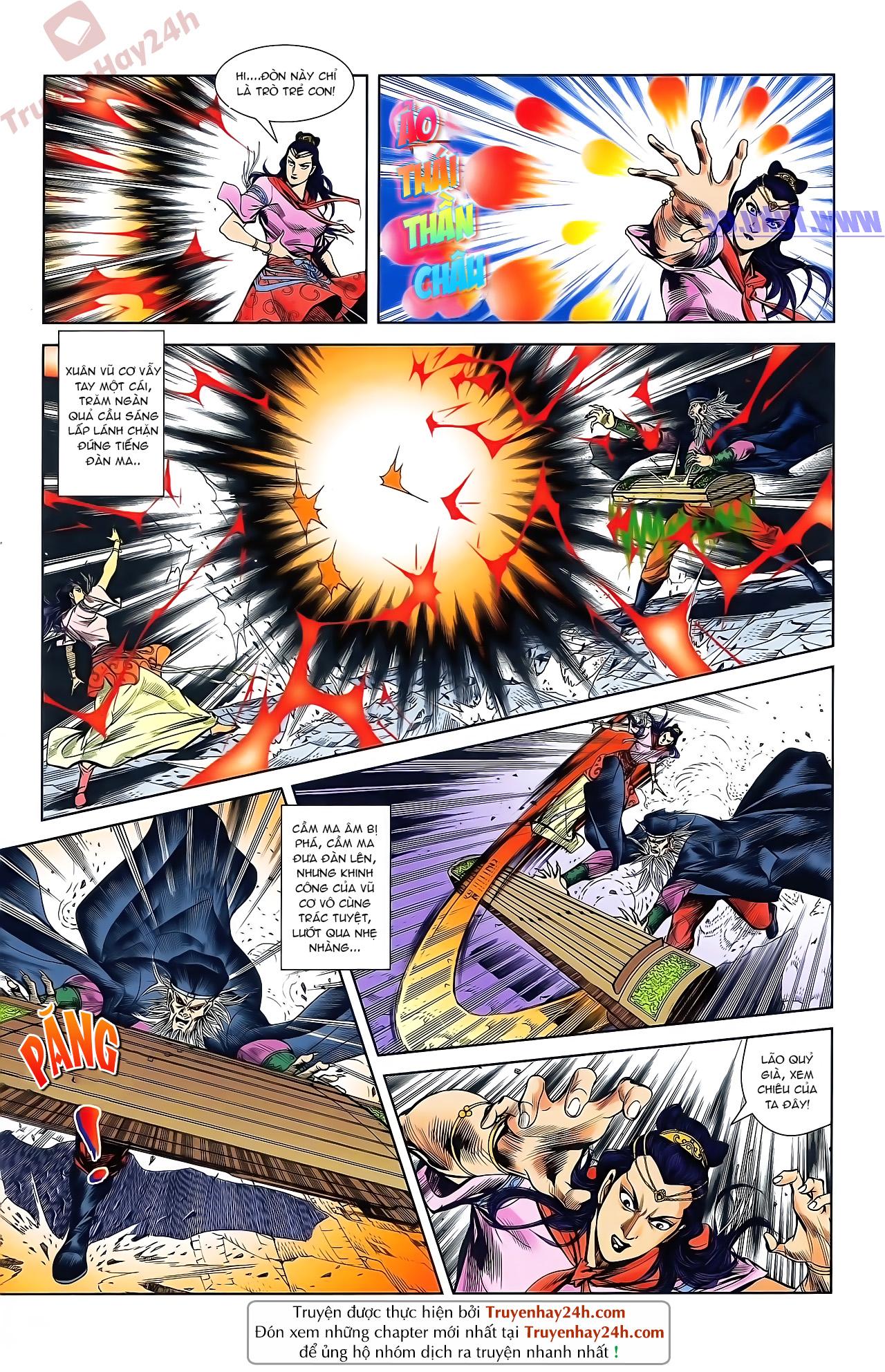 Tần Vương Doanh Chính chapter 46 trang 16