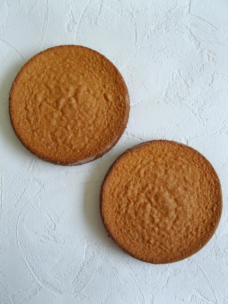 4 ingredients layer cake recipe