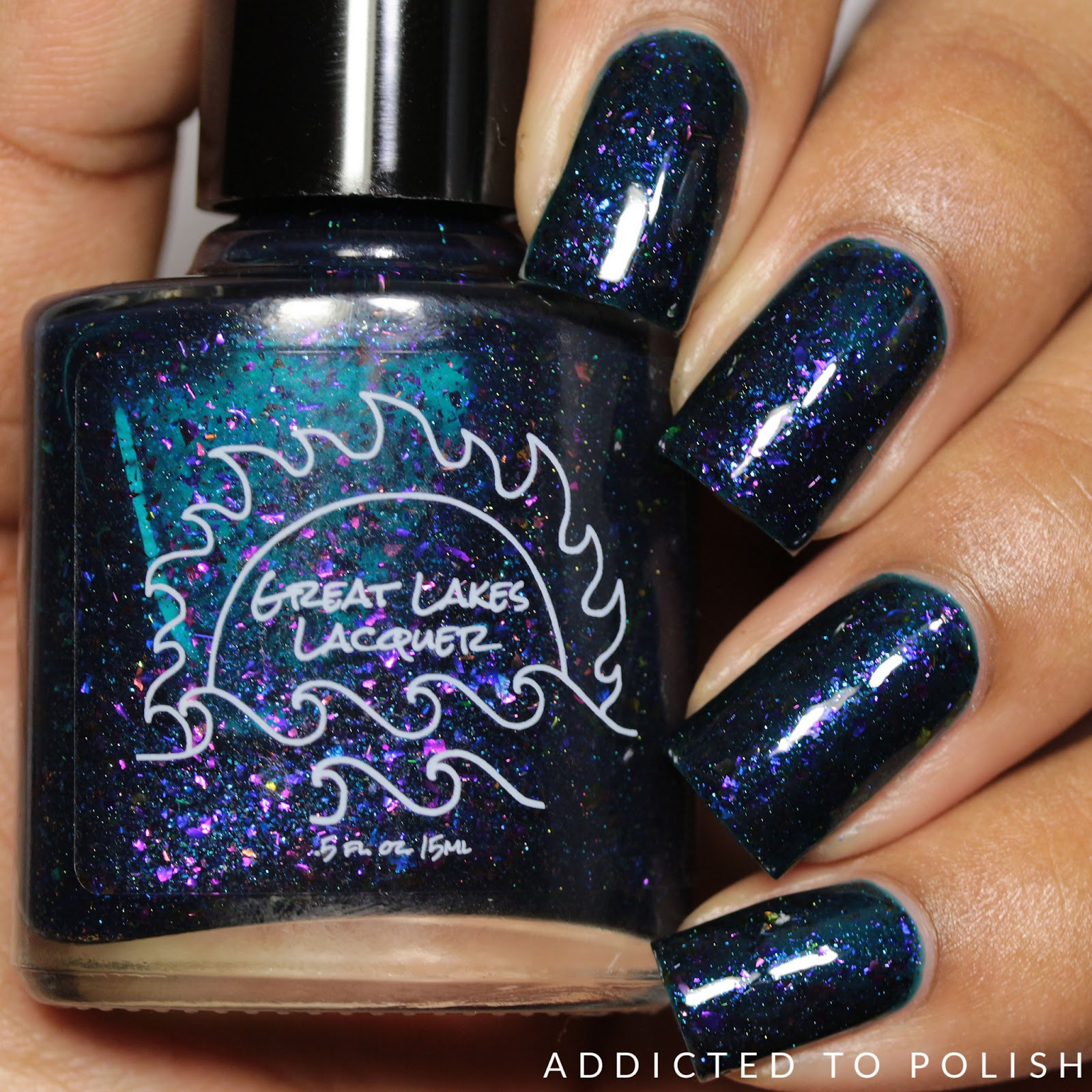 Great Lakes Lacquer It Calls to Me fan group customs