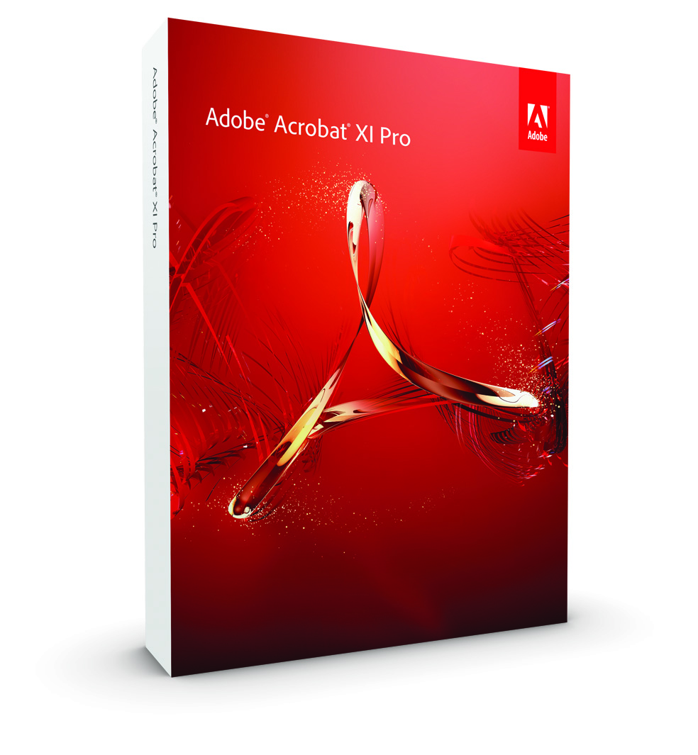 Adobe Acrobat XI Software Sales