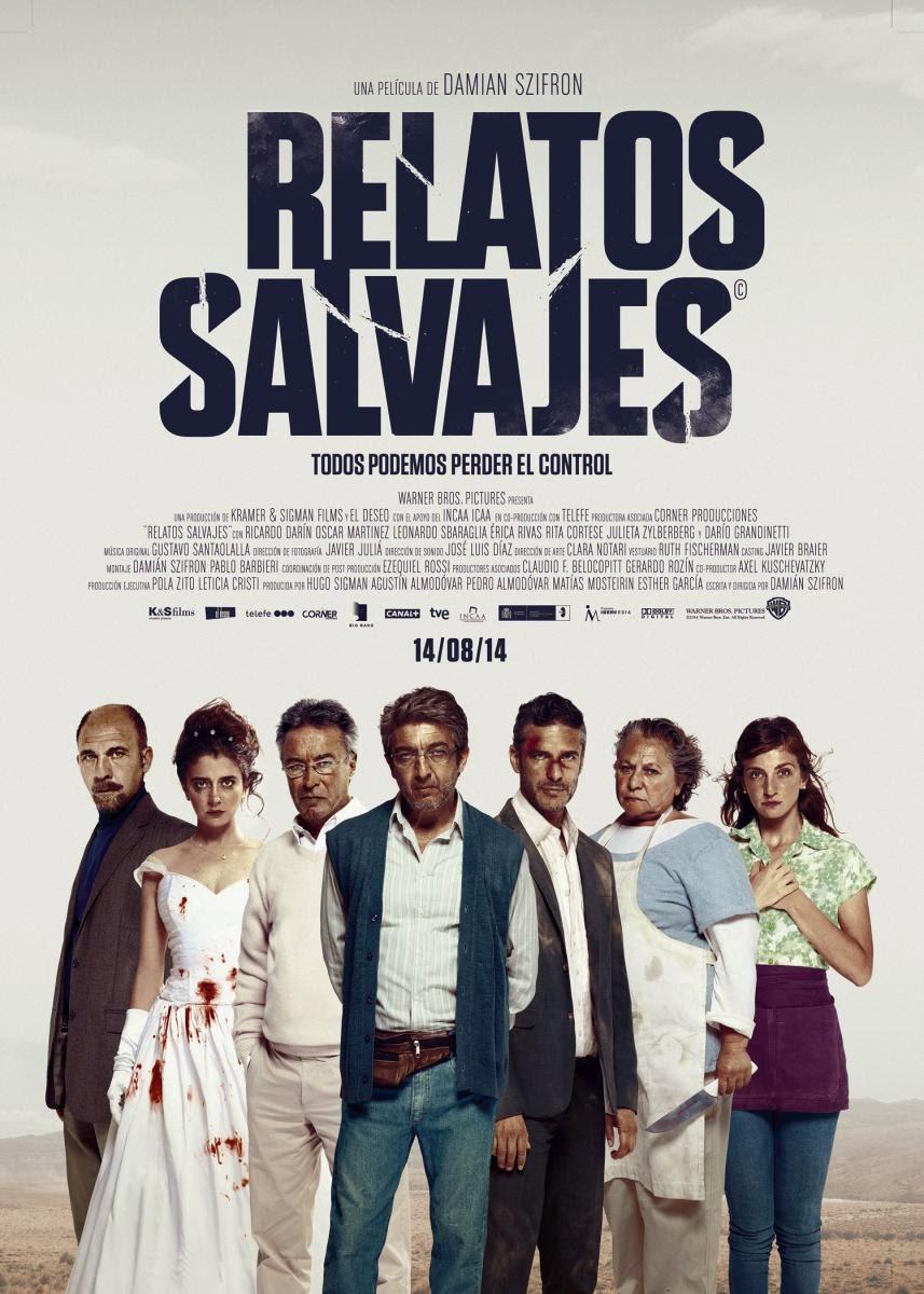 Película Recomendada: Relatos Salvajes