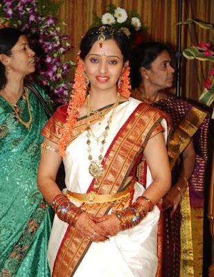 Malvika-wedding-saree