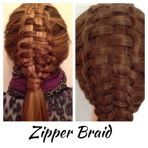 hair styles liberty zipper