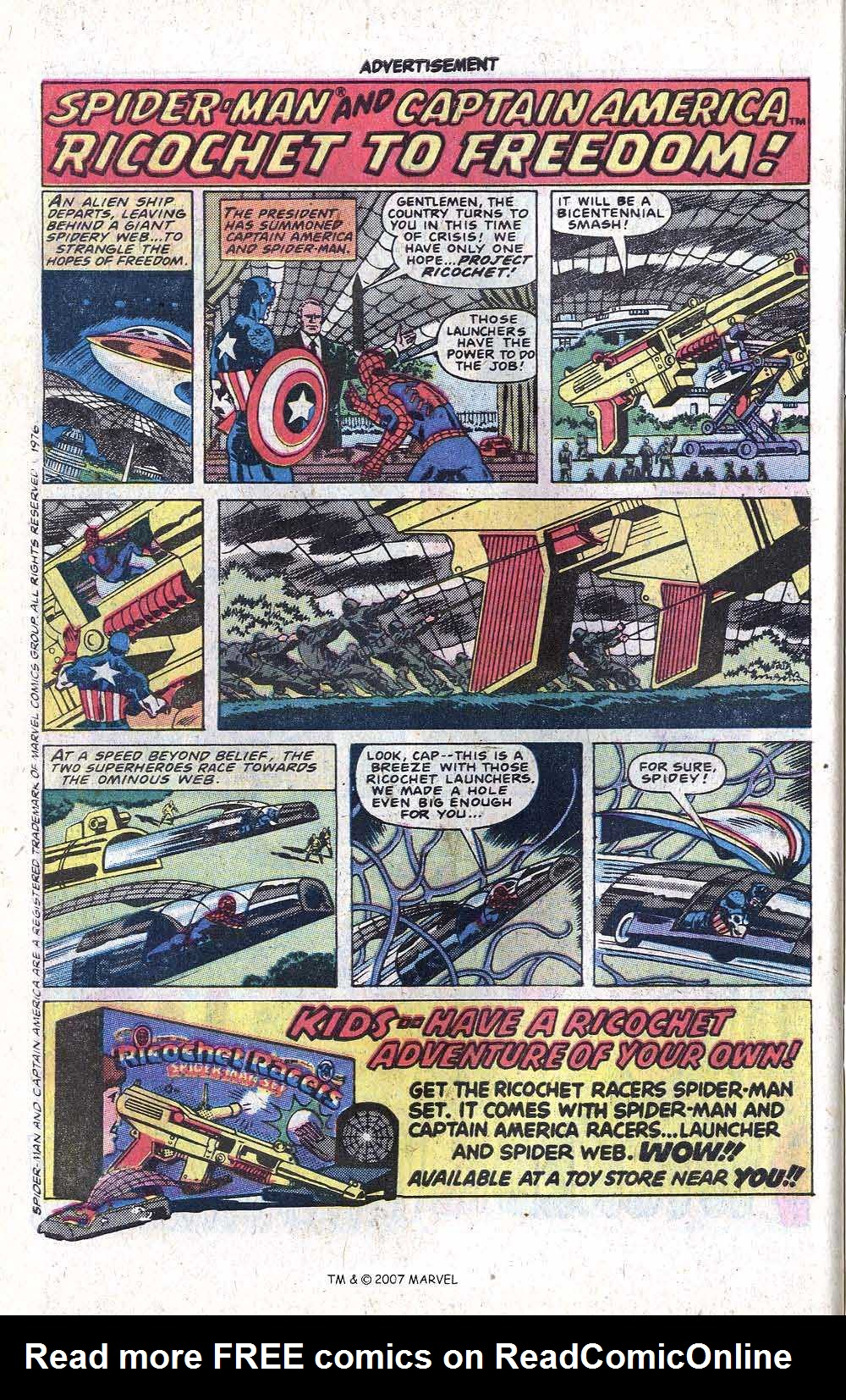 Ghost Rider (1973) Issue #22 #22 - English 34