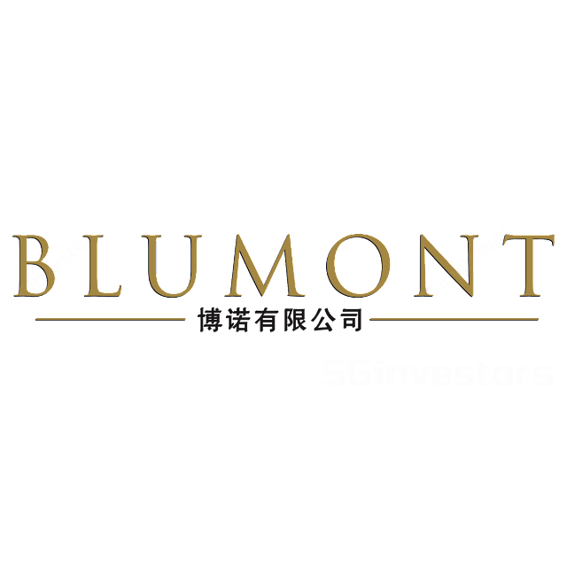 BLUMONT GROUP LTD. (A33.SI) @ SG investors.io