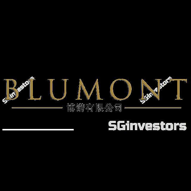 BLUMONT GROUP LTD. (A33.SI) @ SG investors.io