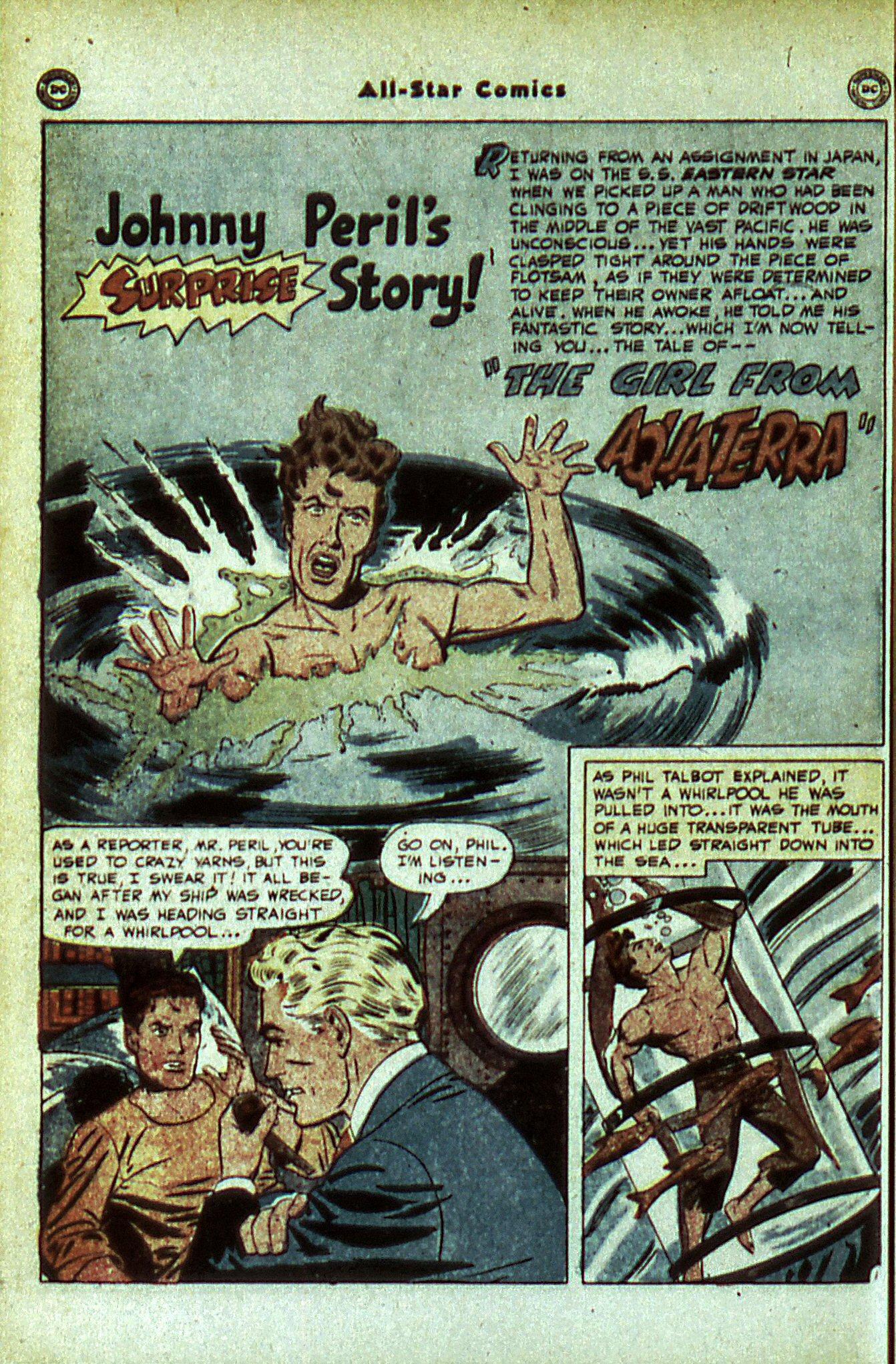 Read online All-Star Comics comic -  Issue #56 - 44