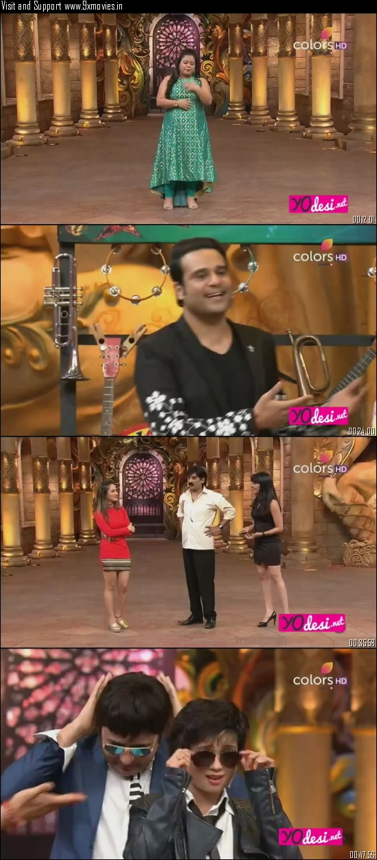 Comedy Nights Bachao 14 May 2016 HDTV 480p