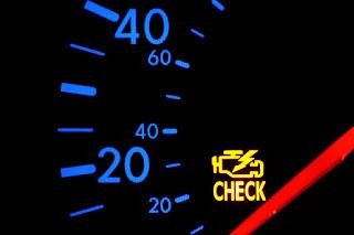 Check Engine Menyala Terus