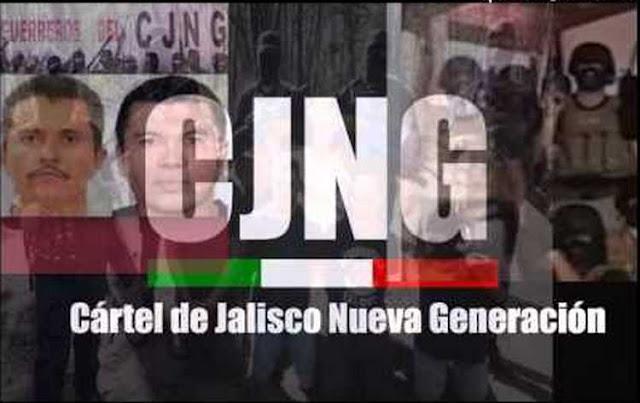 """Este es el poderío del Cártel Jalisco Nueva Generación, mas de 700 hombres custodian a """"El Mencho"""""""