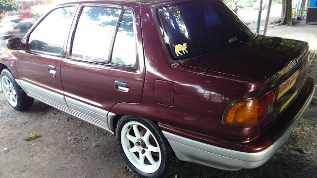 Daihatsu Classy tahun 1996 bekas