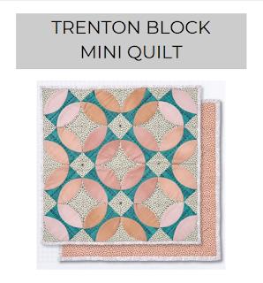 trenton block quilt pattern