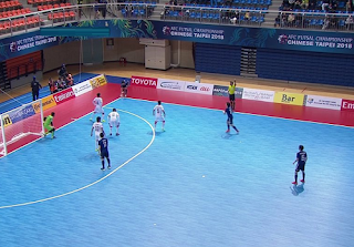 AFC Futsal Biss Key 9 February 2018