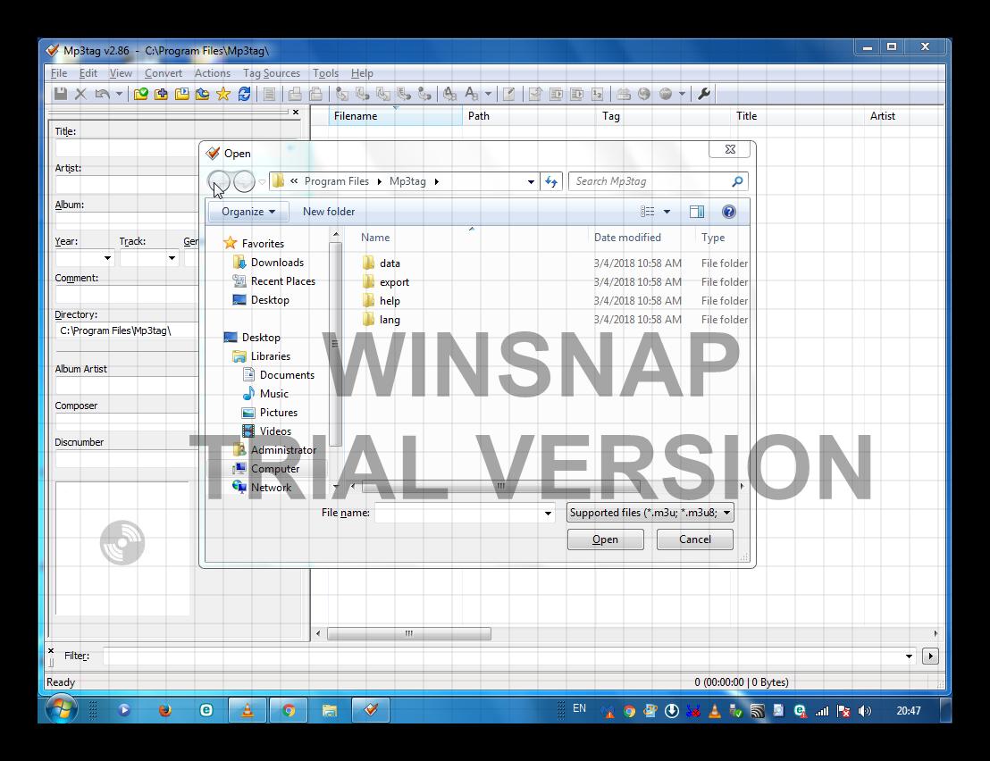 Mp3 Tag - Pc Software Free Download - Sajjad Hasni Tips