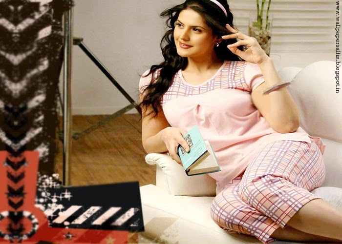 zareen khan wallpaper hd