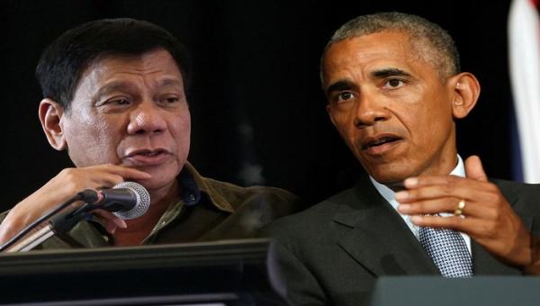 Encuentro de Filipinas y EE.UU. suspendido por tensión bilateral
