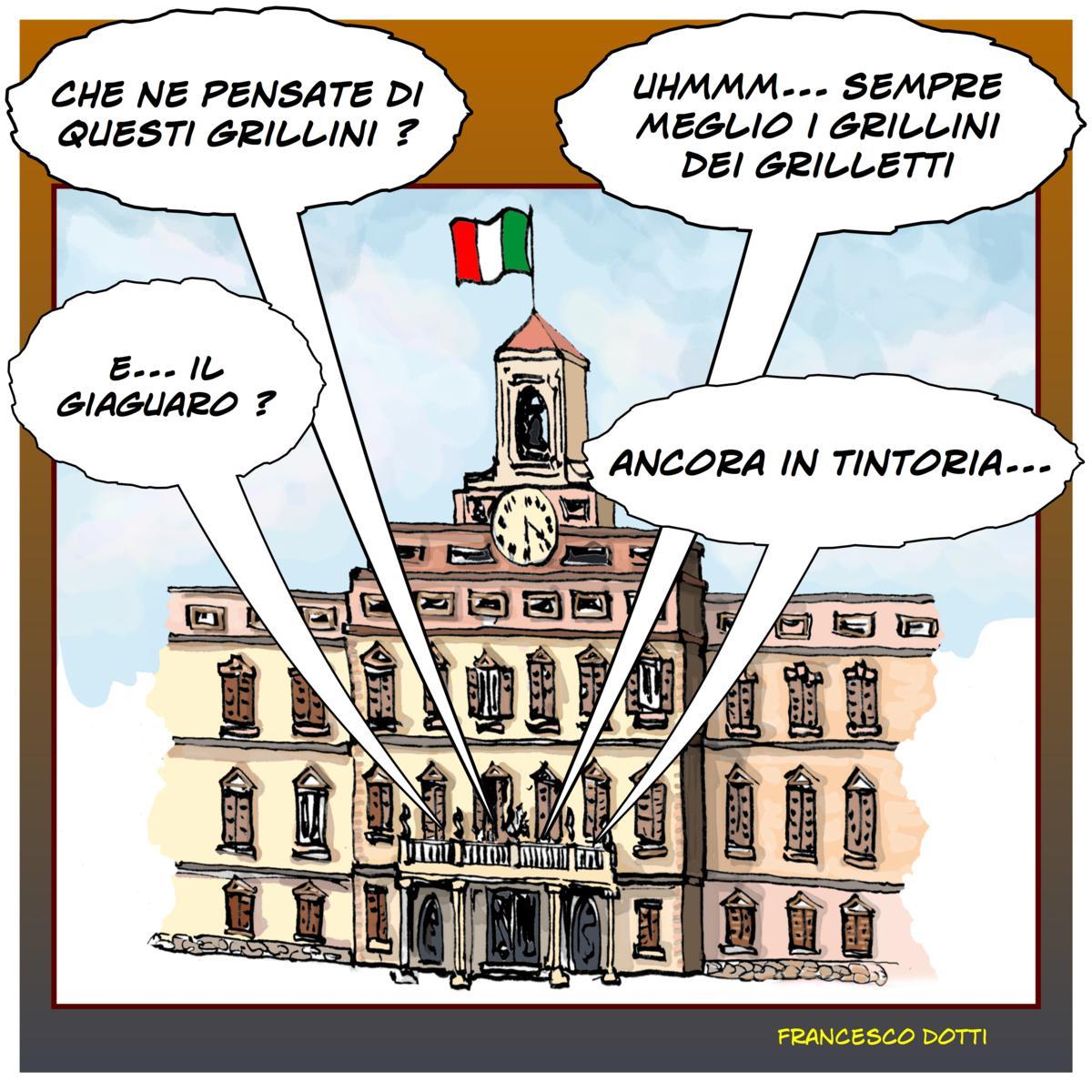 Hanno Finalmente Aboliti I Rimborsi Elettorali: CeccoDotti: Febbraio 2013