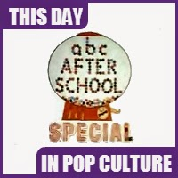 The very first ABC Afterschool Special was aired on October 4, 1972.