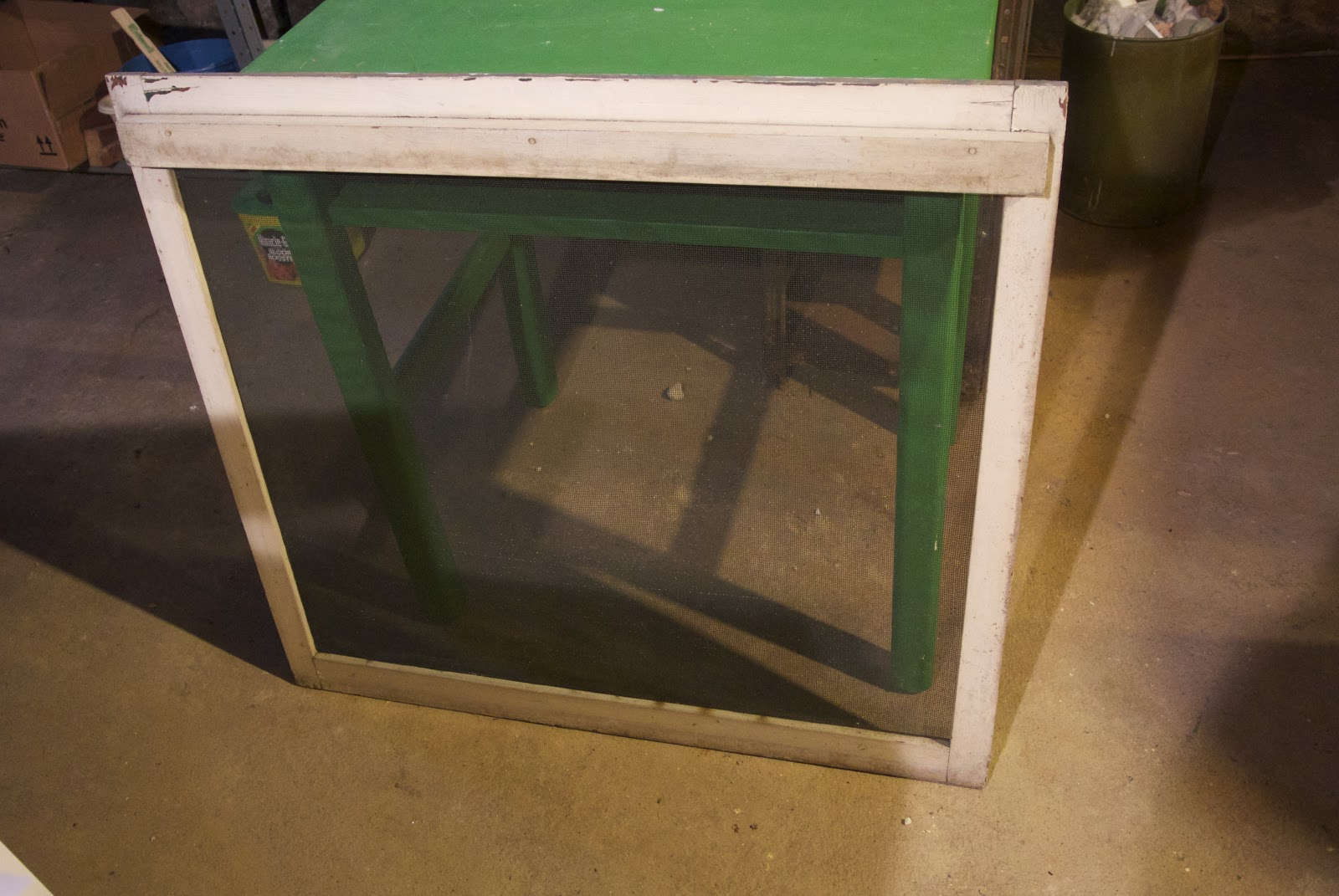 The General Construction Of This Frame Is Slightly Simpler Than One I M Making Because It Does Not Have Mitered Corners Or A Rabbeted Inset Where
