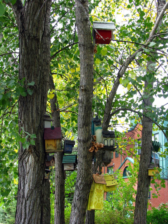 home garden 20 inspirations pour une jolie cabane oiseaux. Black Bedroom Furniture Sets. Home Design Ideas