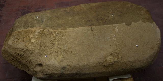 Recently discovered Etruscan stele names female goddess