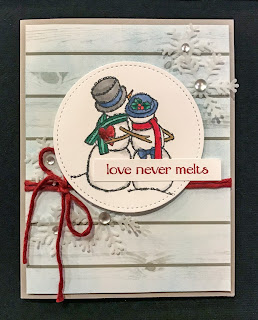 Stampin' Up! 6 Spirited Snowmen Projects ~ 2018 Holiday Catalog