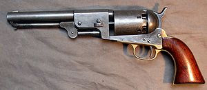 welcome to the world of weapons: Colt Dragoon