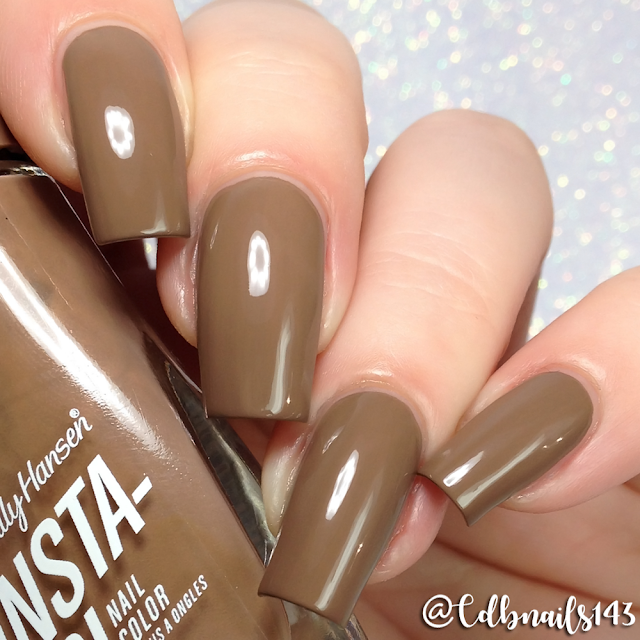 Sally Hansen-Taupe To Go