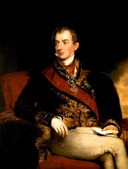Prince Clemens Lothar Wenzel von Metternich
