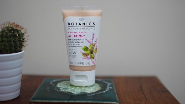 Eye Makeup boots botanics eye makeup remover : To finish I seal it all in with a brightening moisturiser ...
