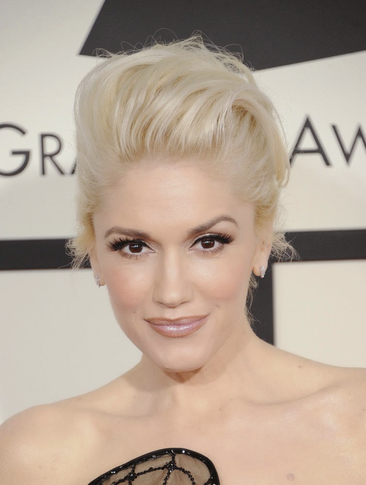 With Gwen stefani boobs And have