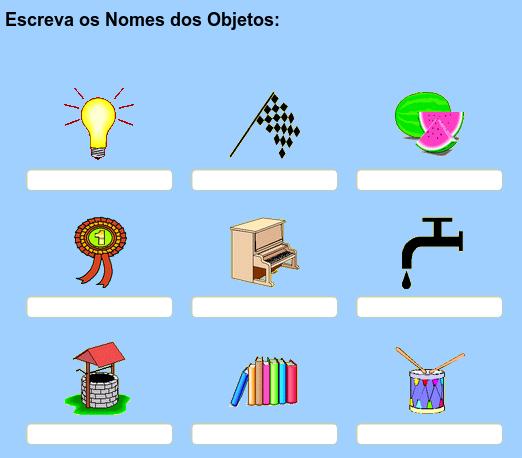 http://www.sol.eti.br/a/alfabetizacao/escreva_os_nomes_dos_objetos.php