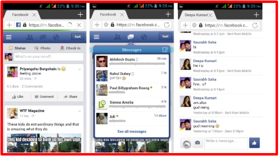 How to Use Facebook Chat Without Messenger
