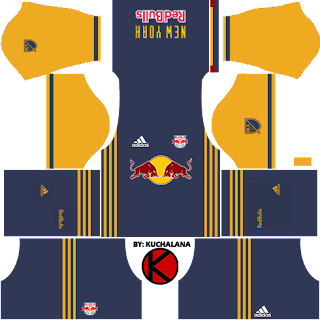 New York Red Bulls Kits 2016 - Dream League Soccer Kits and FTS15