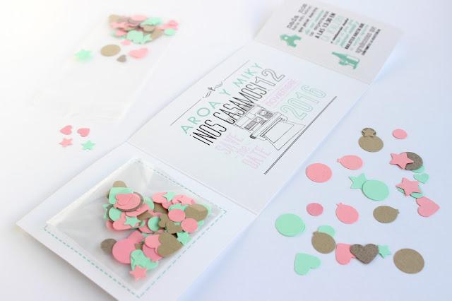 como hacer invitaciones de boda originales