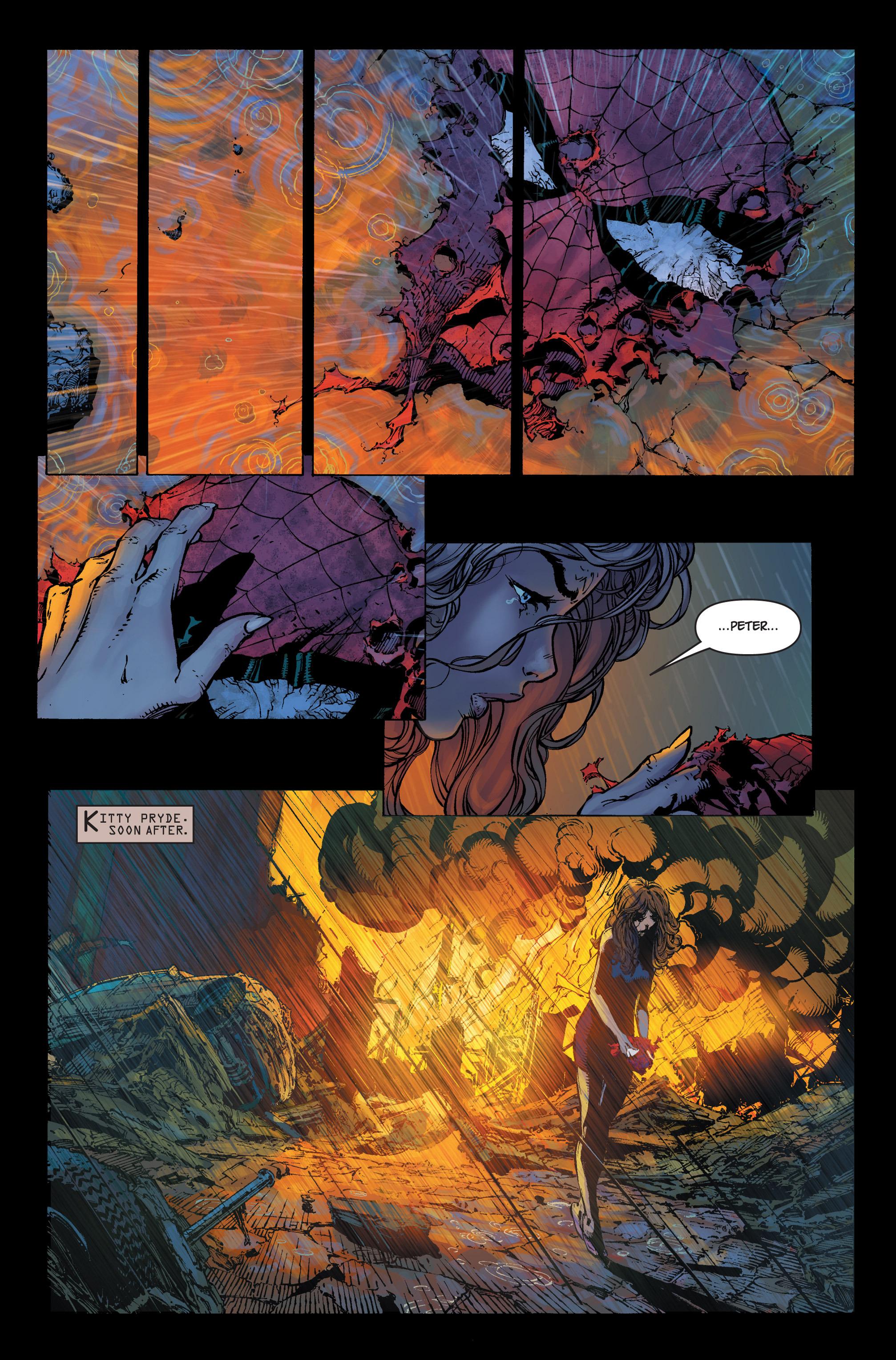 Read online Ultimatum comic -  Issue #4 - 4