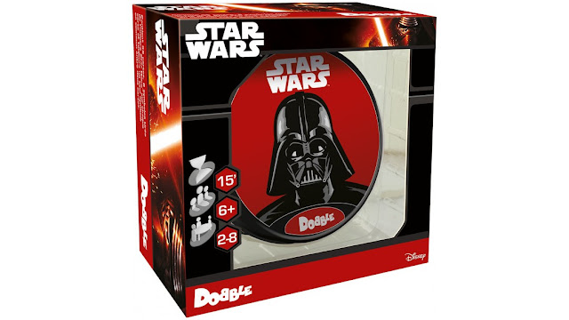 Dobble Star Wars Review