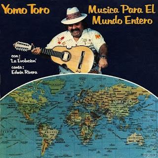 MUSICA PARA EL MUNDO ENTERO - YOMO TORO (1982)
