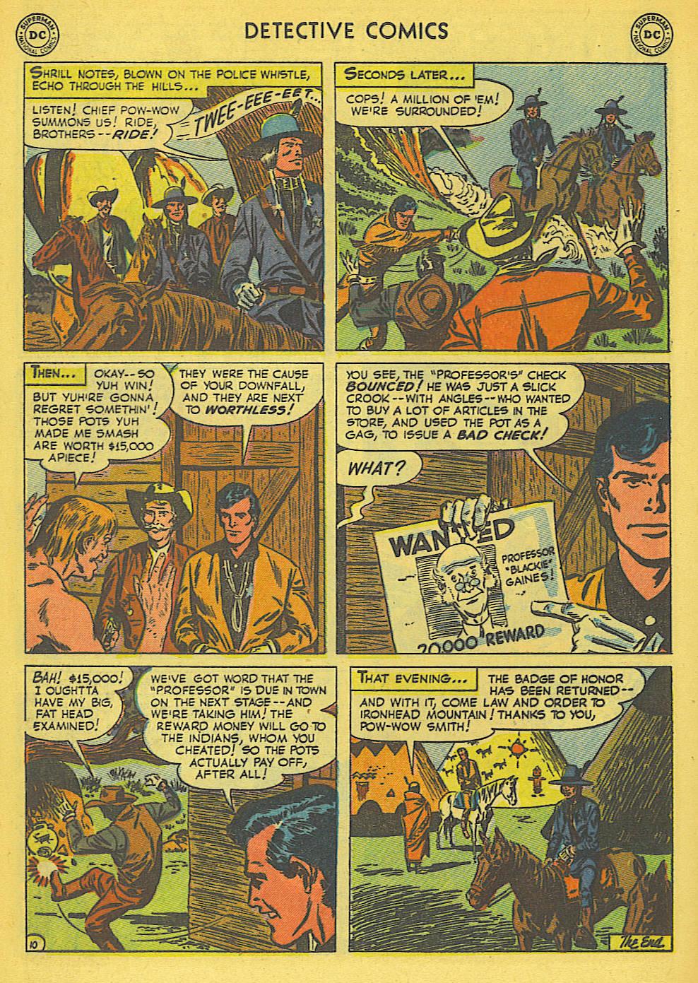 Read online Detective Comics (1937) comic -  Issue #173 - 49