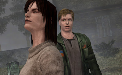 A história de Silent Hill 2