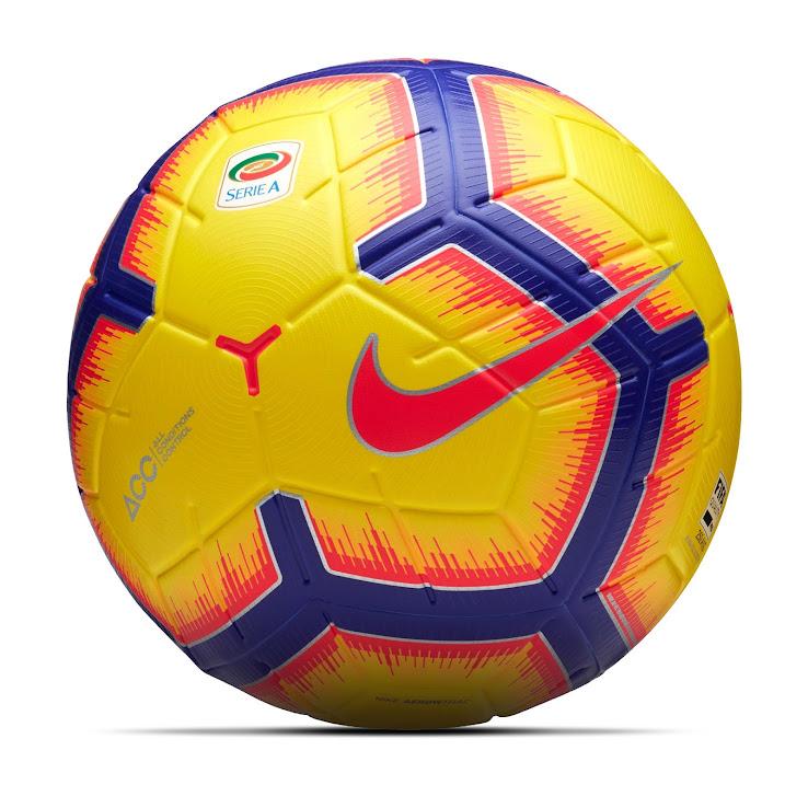 Tristemente danés Injusto  Nike Merlin 2018-19 Premier League, La Liga and Serie A Winter Balls  Released - Footy Headlines