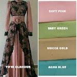 Tiffa Glamor Abaya SOLD OUT